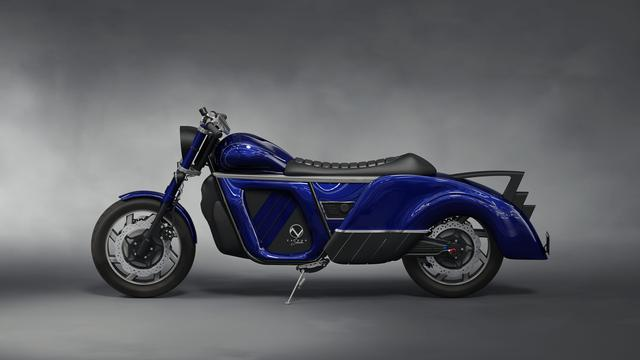 画像3: ザイザー電動バイクのプロトタイプ図。様々なカラーバリエーションが用意される、とのことです。 zaisermotors.com
