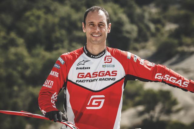 画像: A.カベスタニーは2021年シーズン、監督としてガスガスに貢献することになりました・・・。 press.gasgas.com