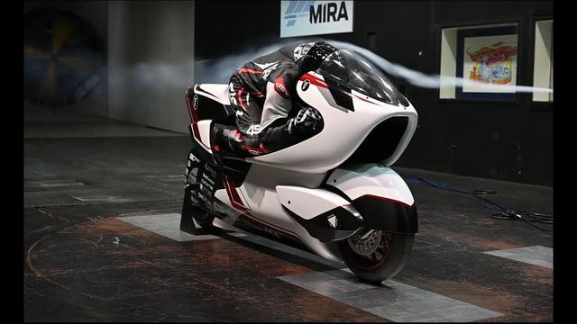画像: Part 2 - The Technology and Innovation of the World's Fastest Electric Motorcycle - WMC250EV youtu.be