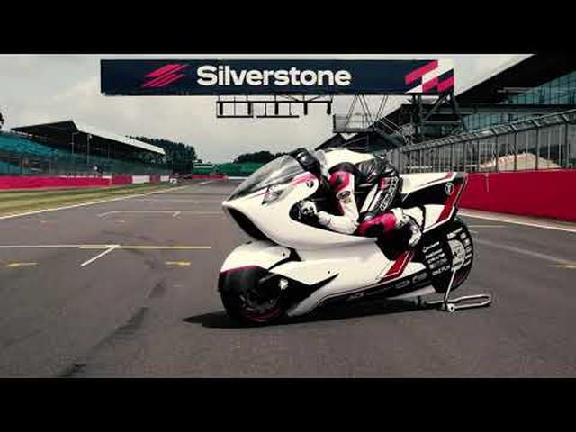 画像: Part 1 - The World's Fastest Electric Motorcycle Revealed - WMC250EV youtu.be