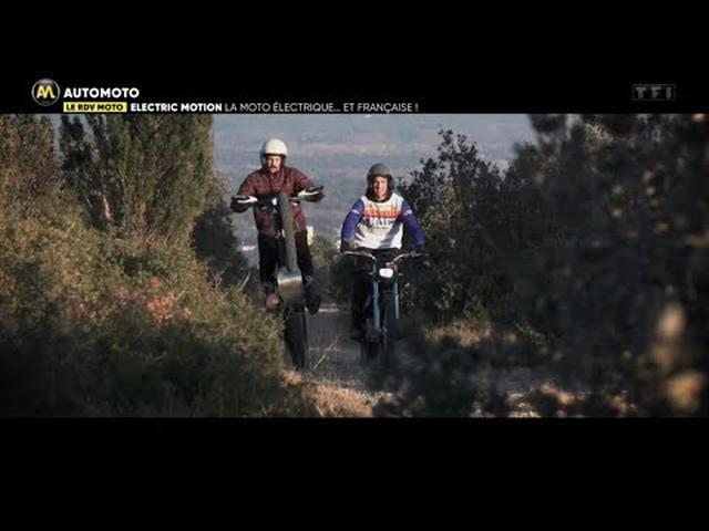 画像: EM - Reportage Auto-Moto TF1 avec Bader Benlekehal www.youtube.com