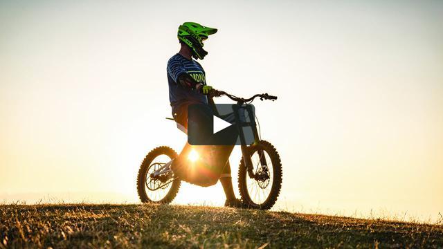 画像1: FRX1 - Trail Bike - UBCO vimeo.com