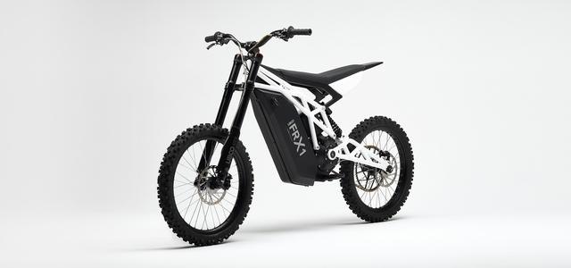 画像: コーポレートカラーのブラック&ホワイトでまとめられたFRX1。フレームは7000番台の軽量アルミ合金製です。 www.ubcobikes.com