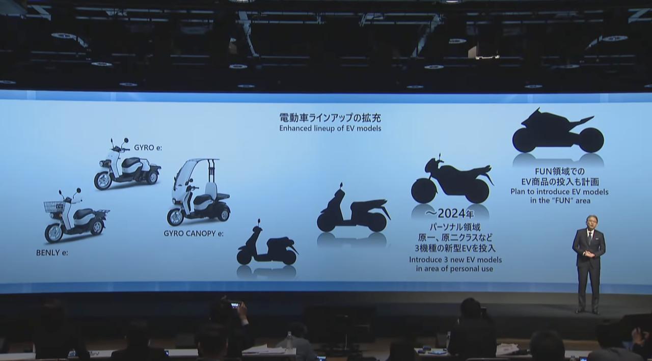 画像: [HONDA] 2040年にホンダ4輪は電動車の販売比率100%!? 気になる2輪の方は・・・? - LAWRENCE - Motorcycle x Cars + α = Your Life.