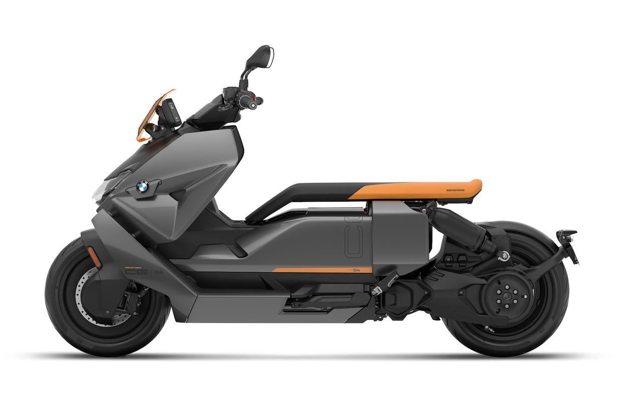 画像: 「マゼラン・グレイ・メタリック・アバンギャルド」のカラーリングを選択する場合は、225ドル≒2万4,786円の追加料金が必要になります。 www.bmw-motorrad.com