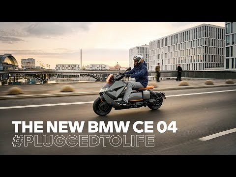 画像: The new BMW CE 04 – Powerful and Energetic www.youtube.com
