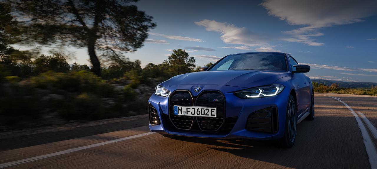 画像: BMW i4 M50(G26):装備、主要諸元と価格 | BMW.CO.JP