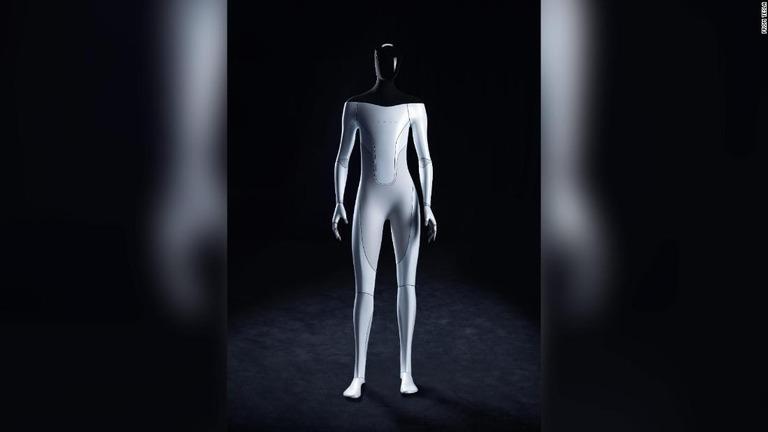 画像: イーロン・マスク氏、人型ロボットの開発方針を発表