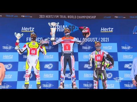 画像: 26 min 2021 Hertz FIM Trial World Championship - Cahors (France) youtu.be