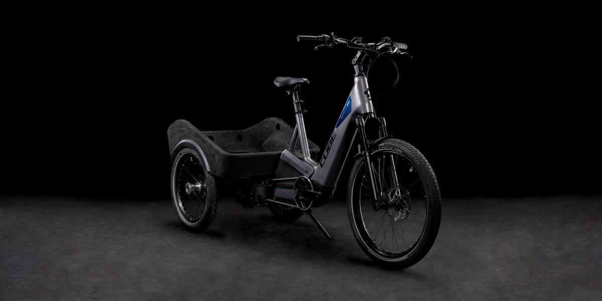 画像: [動画] BMWが自転車メーカーのCUBEとコラボして作った、クリーンな3輪カーゴ!! - LAWRENCE - Motorcycle x Cars + α = Your Life.