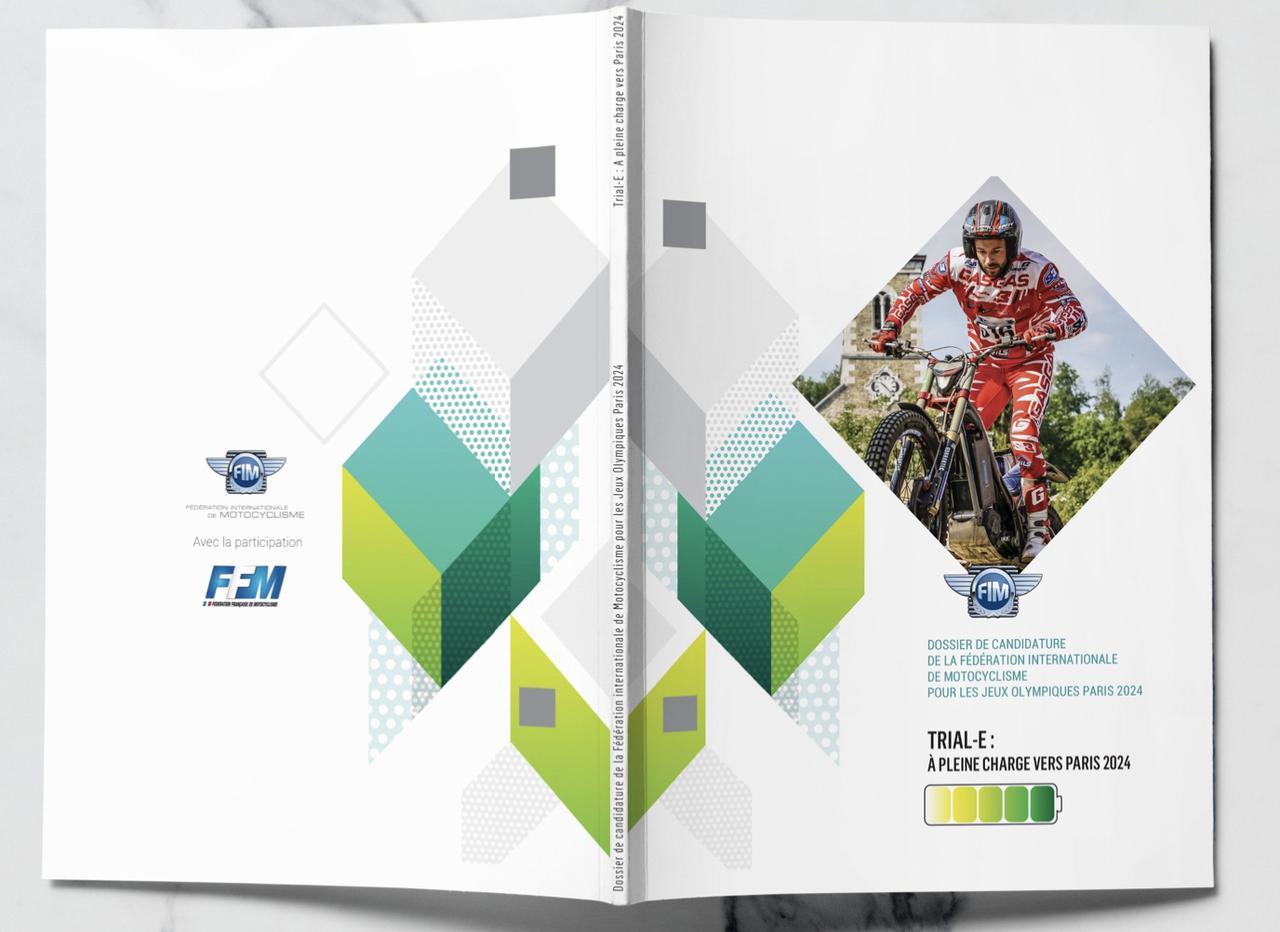 画像: トライアルEは、世界トライアル選手権併催イベントとして、2017年からスタートした電動トライアル車による競技です。 www.fim-moto.com