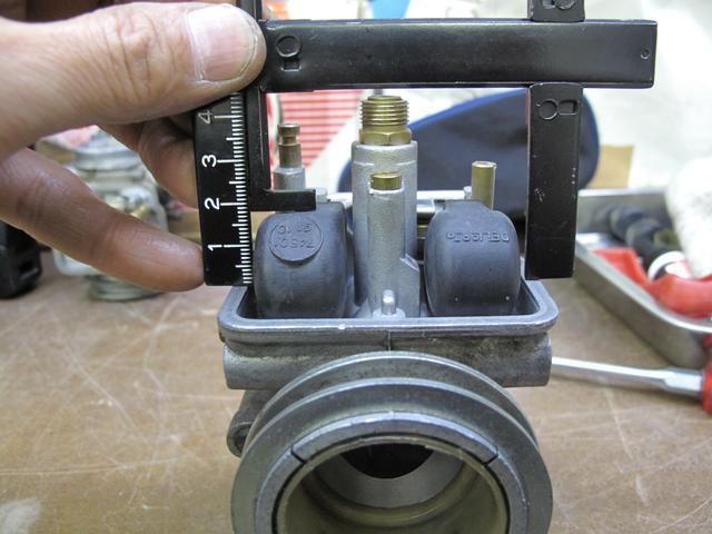 画像: 【Pantah600用のPHF36です。左右ともに調整します】