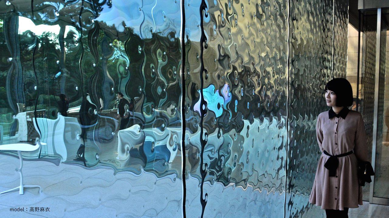画像: 杉本博司の美意識が生み出したガラスのコリドー:東京都庭園美術館