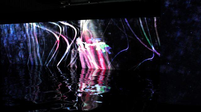 画像: チームラボと大河ドラマのカンケイ:チームラボ 踊る!アート展と、学ぶ!未来の遊園地