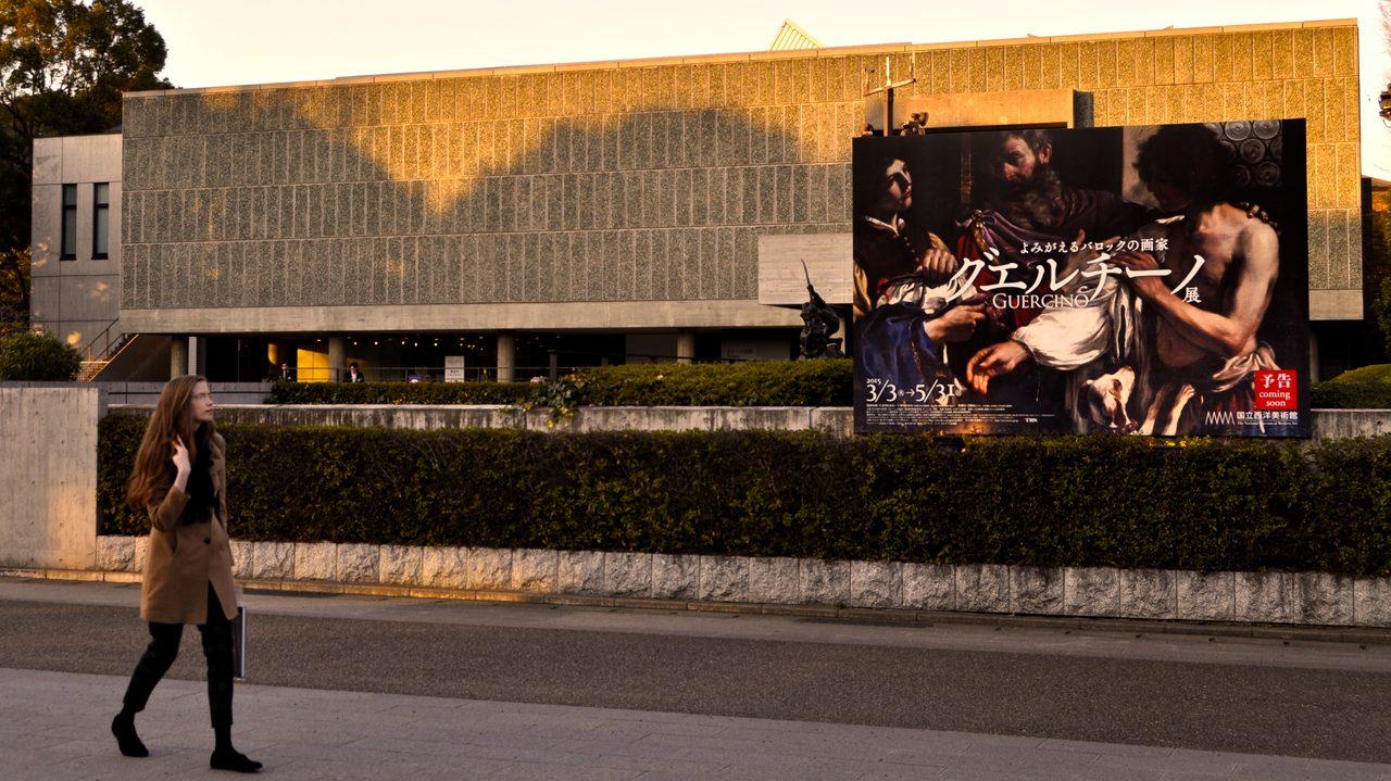 画像: 夕日に映える国立西洋美術館で、幻のバロック画家に出会う:グエルチーノ展
