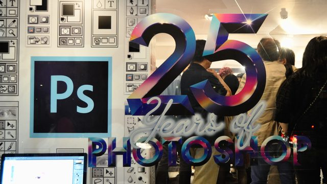 画像: フォトショップの生みの親はコピースタンプがお好き:《INSIDE PHOTOSHOP》Photoshop25周年記念展示