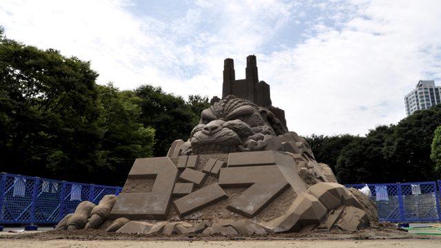 画像: 新宿にまたゴジラが出現!新宿クリエイターズ・フェスタ2015