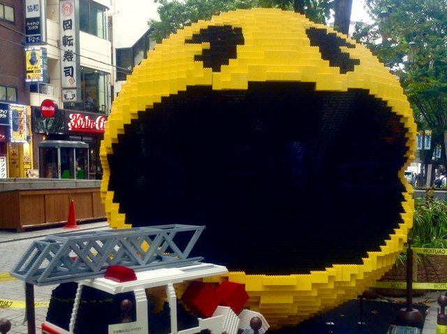 画像: 新宿がゴジラとパックマンに蹂躙!? 新宿クリエイターズフェスタ2015が開催中(by Entertainment Station)