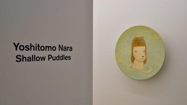 画像: 奈良美智 BLUM & POE 東京での展示風景(2015年) © Yoshitomo Nara Voutesy of the artist and Blum & Poe, Los Angeles/New York/Tokyo