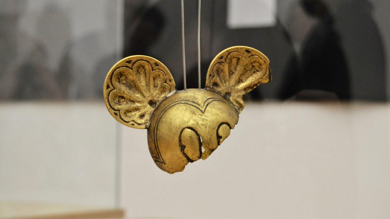 画像: ミッキー・マウスの断片 1988年 ペンダント