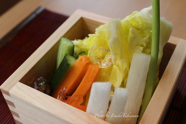 画像: 野菜スティック tabelog.com