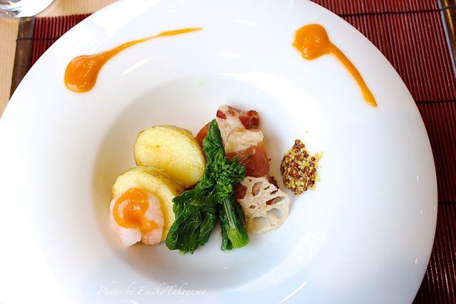 画像: パンチェッタと新ジャガイモのバター焼き tabelog.com