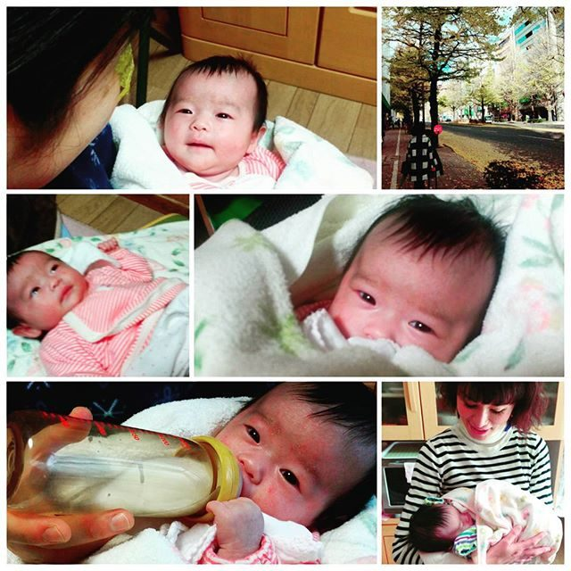 画像: お姉ちゃんの赤ちゃんに会いに仙台上陸♪ #姉の赤ちゃん #赤ちゃん #ベイビー #baby #新生児 #女の子の赤ちゃん #生後1ヶ月 #かわいい #愛しい#Japan instagram.com