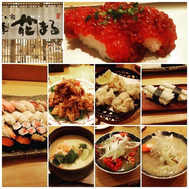 画像: 2015最後のディナーはお鮨で #花まる #sushi #寿司 #札幌のお寿司 #Japanesefood #札幌グルメ #北海道グルメ #大晦日 #大晦日お寿司#北海道 #Japan www.instagram.com