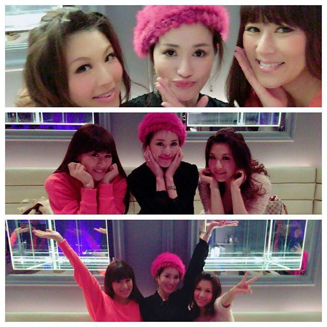 画像: 今日は仲良し三人でレセプションパーティーにおよばれ 楽しかったー #レセプションパーティー#ご招待#パーティー#女子会 #仲良し#麻布十番#tokyo #Japan www.instagram.com