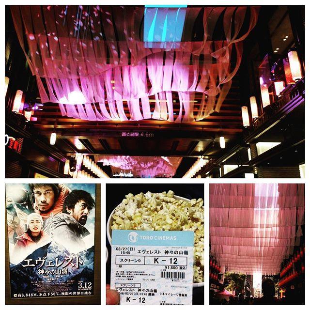 画像: 日本橋で「エヴェレスト神々のいただき 」観てきた✨見応えのある、素晴らしい映画 #日本橋 #コレド室町 #エヴェレスト神々のいただき#TOHOシネマズ#tokyo #Japan #japanesecinema www.instagram.com