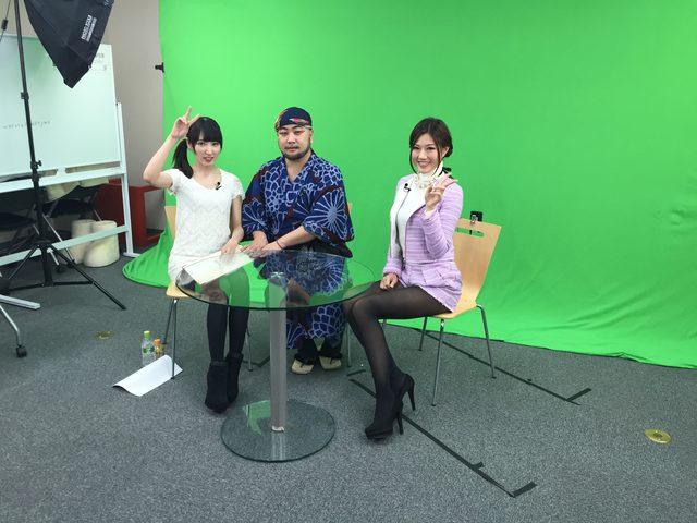 画像8: カワコレTV 撮影