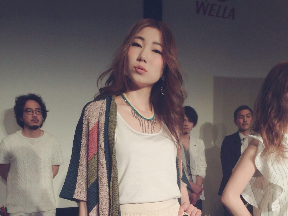 画像1: ヘアショー♡MIHARU♡