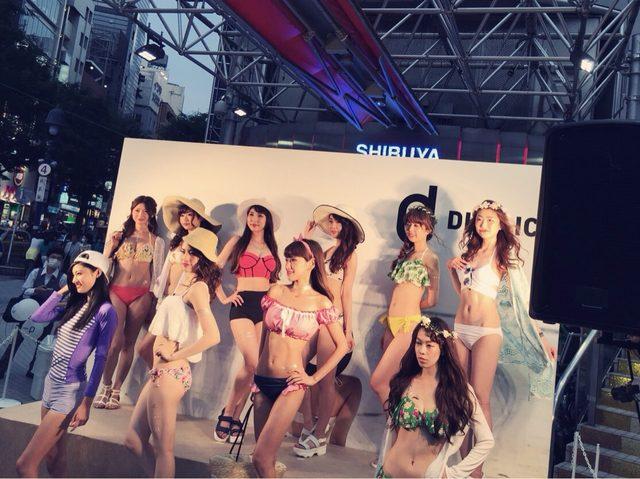 画像1: DHOLIC 109 POP UP STORE OPEN PROMOTIONイベント 水着モデル♡MIHARU♡