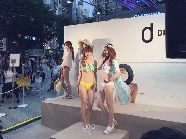 画像2: DHOLIC 109 POP UP STORE OPEN PROMOTIONイベント 水着モデル♡MIHARU♡