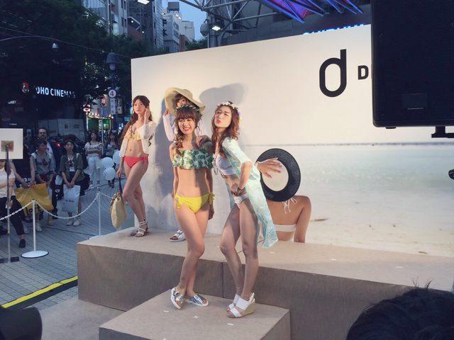 画像3: DHOLIC 109 POP UP STORE OPEN PROMOTIONイベント 水着モデル♡MIHARU♡