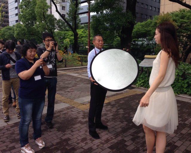 画像3: ニコン集合ゼミ被写体モデル♡坂手希三子♡