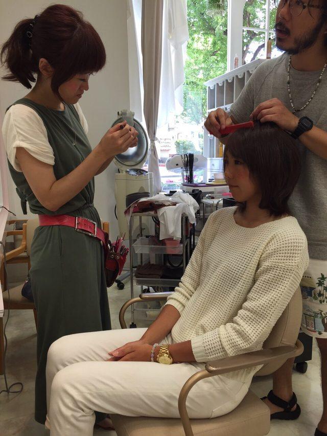 画像3: Hair Make Share♡HPモデル♡添田真希 永安いずみ♡
