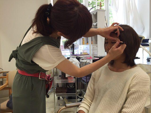 画像2: Hair Make Share♡HPモデル♡添田真希 永安いずみ♡
