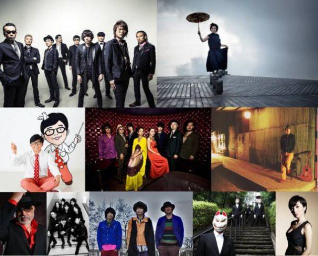 画像: GREENROOM FESTIVAL '15、新たに東京スカパラ、中納良恵、さかいゆうら8組出演決定