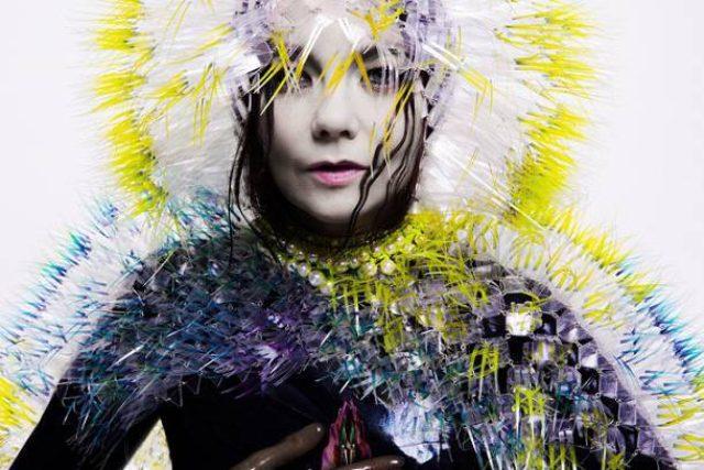 画像: ビョーク最新アルバム『ヴァルニキュラ』国内盤、衝撃絵柄の超豪華仕様にて4月1日発売決定!