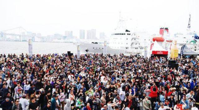画像: 今年の「Rainbow Disco Club」はGWに伊豆で3日間のキャンプインフェス