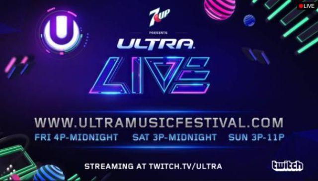 画像: ULTRA MUSIC FESTIVAL 2015、今年も生中継配信が決定