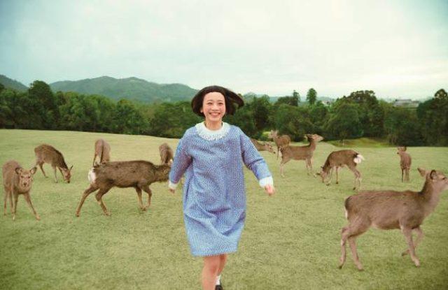 画像: 三戸なつめ、中田ヤスタカ(CALSULE)プロデュースシングル「前髪切りすぎた」のリリース記念イベントを都内各所で開催
