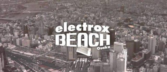画像: Steve Aoki、Knife Party、R3HABら出演!EDMビーチフェス「electrox Beach Osaka」がティザームービーを公開