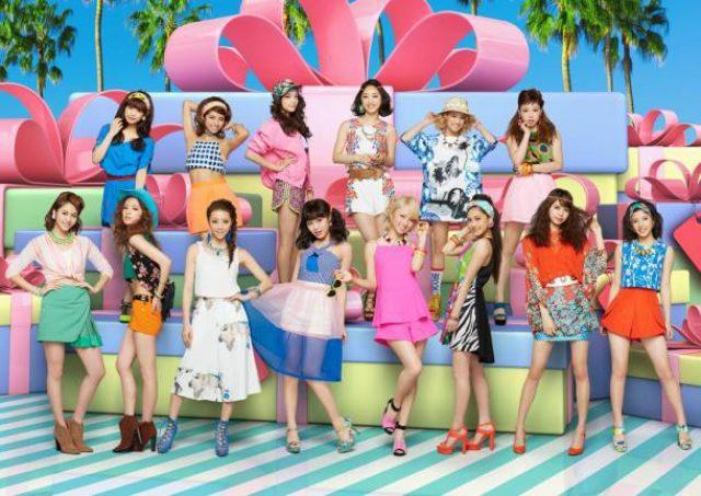"""画像: E-girls、ニューシングル「Anniversary!!」""""夏""""満載のMVが公開"""