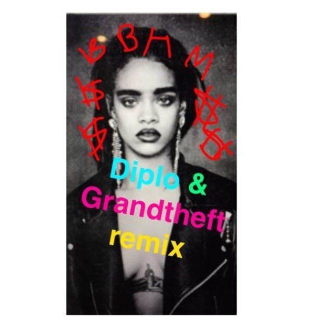 画像: DiploとGrandtheftがRihannaの新曲「Bitch Better Have My Money」をリミックス