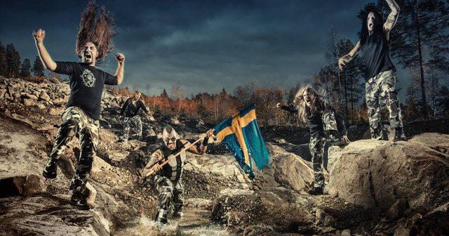 画像: スウェーデン最高峰のメタル・バンド、SabatonがBABYMETALを賞賛