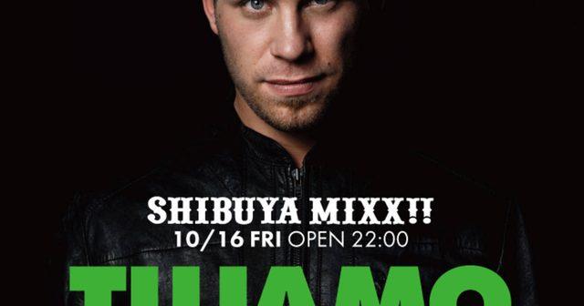 画像: EDMシーンをリードする最重要人物、EDMプロデューサーTujamoがT2 SHIBUYAにて初公演!