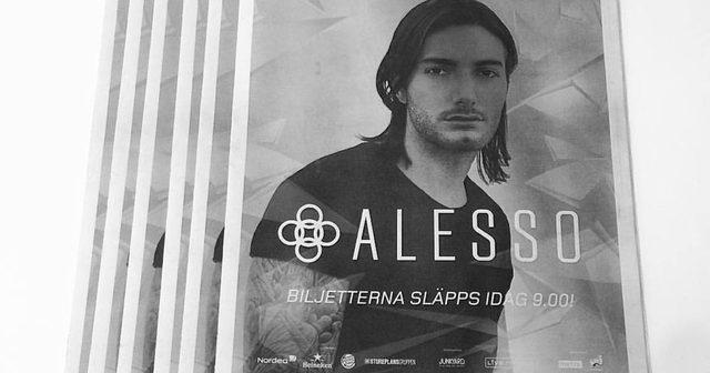 画像: Alesso、2016年のプロジェクトを発表!