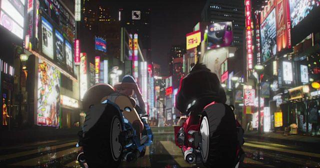 画像: NEROが東京を舞台にしたInto The Nightの全編アニメのMVを公開!